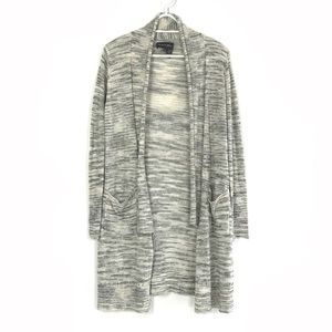Anthro Michael Stars Light Weight Long Cardigan